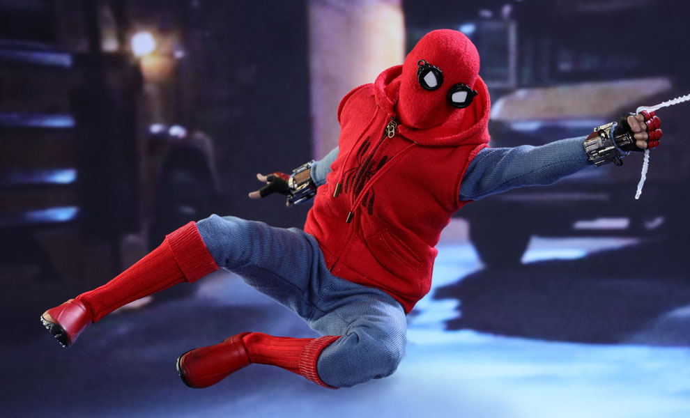 spider man homecoming cosplay Costume
