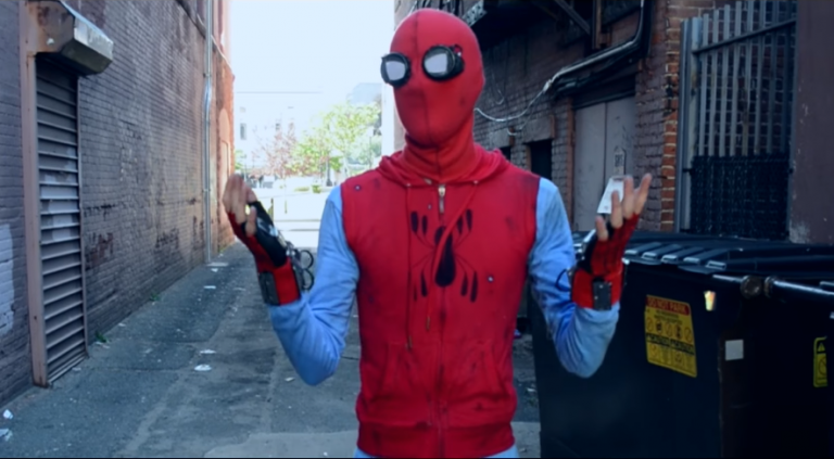 Spider-man cosplay ideas and suggestion